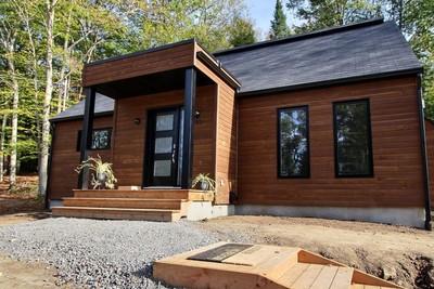 maison de plain pied vendre saint sauveur immobilier marcil. Black Bedroom Furniture Sets. Home Design Ideas