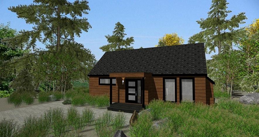 les plus beaux terrains vendre des laurentides immobilier marcil. Black Bedroom Furniture Sets. Home Design Ideas