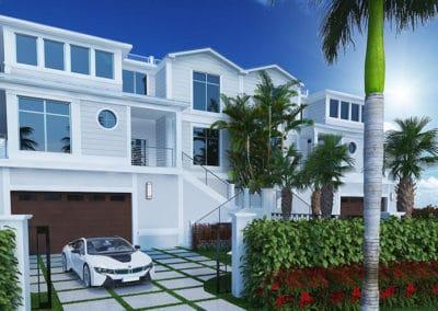 Maison à vendre Floride_devant
